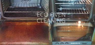 oven cleaning cost in Ruislip